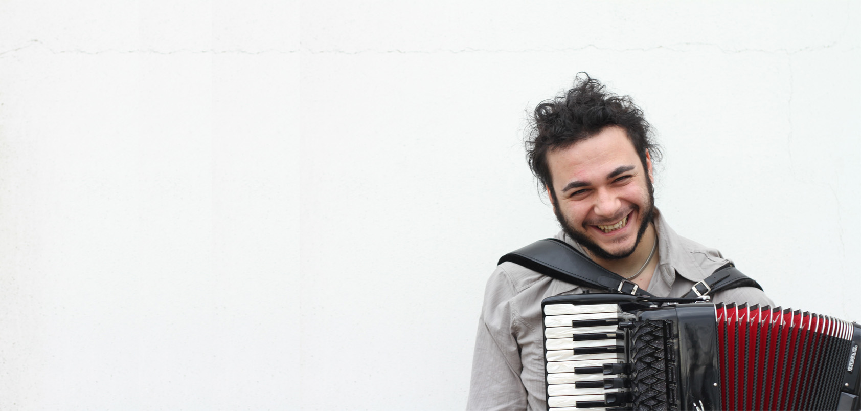 Giorgio Albanese | Jazz Accordion Player & Composer | Fisarmonicista