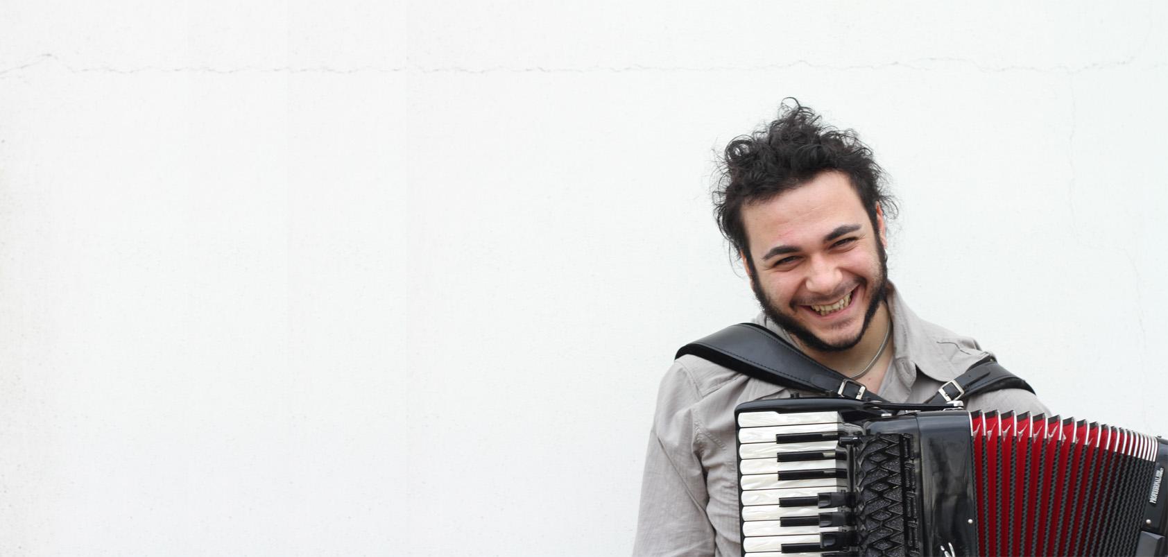 Giorgio Albanese | Jazz Accordion Player & Composer | Fisarmonicista
