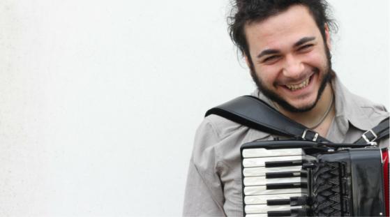Giorgio Albanese   Jazz Accordion Player & Composer   Fisarmonicista
